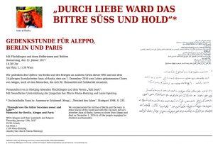 Bild zum Einladung zum Friedens-Gedenken in Wien-Hietzing