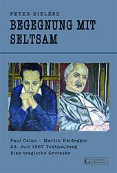 Bielesz Buchumschlag Theaterstück Seltsam Cover