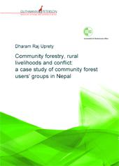 Bild Dharam Raj Uprety, Community forestry