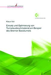 Bild Klaus Voit, Einsatz von Tunnelausbruchmaterial