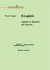 Cover Martin Kappel: E-Logistic