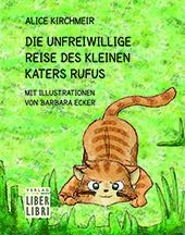 Bild Kater Rufus, Alice Kirchmeir, Barbara Ecker