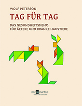 Cover Wolf Peterson, Tag für Tag