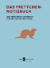 Cover Wolf Peterson, Das Frettchen-Notizbuch