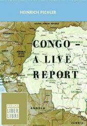 Cover Heinrich Pichler, Congo - A Live report
