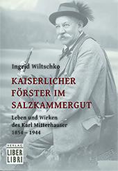Cover Ingrid Wiltschko: Karl Mitterhauser