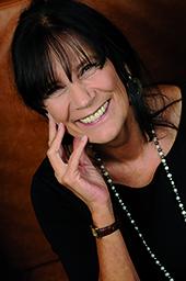 Porträt der Autorin Dagmar Jacobs, Edition Garamond